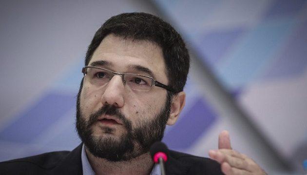 Νάσος Ηλιόπουλος: «Επικίνδυνη κυβέρνηση για τη ζωή και το μέλλον»