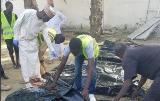 Η Μπόκο Χαράμ έστειλε δύο κορίτσια να ανατιναχτούν μεταξύ αμάχων στη Νιγηρία