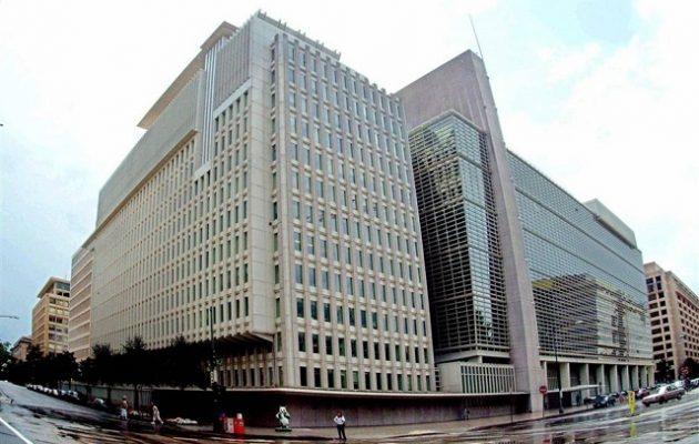 Η Παγκόσμια Τράπεζα προβλέπει ύφεση 5,2% στην παγκόσμια οικονομία