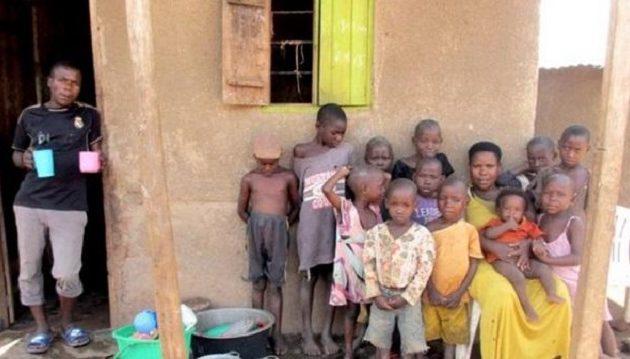 Γέννησε 44 παιδιά με τον ίδιο άντρα – Διαβάστε την απίστευτη ιστορία μιας 39χρονης