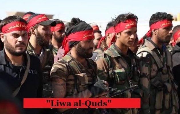 Το Ισλαμικό Κράτος σκότωσε σε ενέδρα πολλούς Παλαιστίνιους «φενταγίν» του Άσαντ