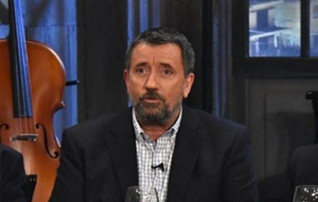 Σπύρος Παπαδόπουλος: «Δεν πήρα αμοιβή» για το σποτάκι του «Μένουμε Σπίτι»
