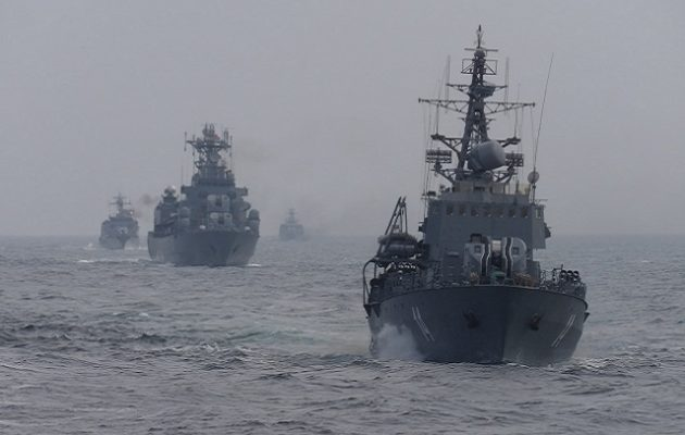 Πλοίο του Πολεμικού Ναυτικού συμμετείχε σε άσκηση στη Μαύρη Θάλασσα