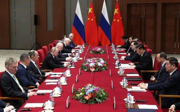 Βλ. Πούτιν: Η Μόσχα καλωσορίζει την αύξηση των εμπορικών σχέσεών της με την Κίνα