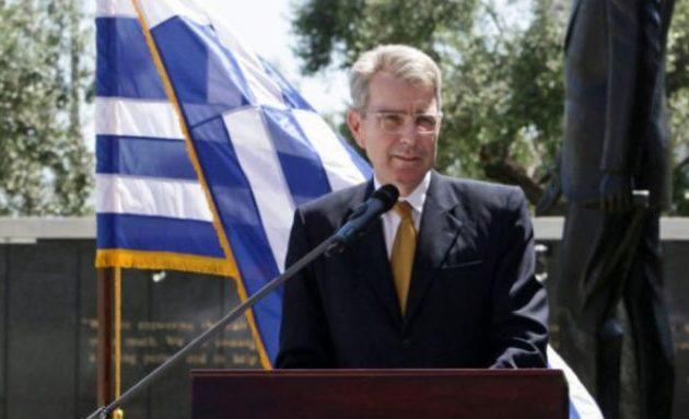 Γιατί πολεμάνε τον Τζέφρι Πάιατ – Δίχως αιδώ υπονομεύουν την Ελλάδα οι «Εφιάλτες»