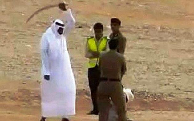 Οι πέντε από τους 37 που αποκεφαλίστηκαν στη Σαουδική Αραβία ήταν εραστές