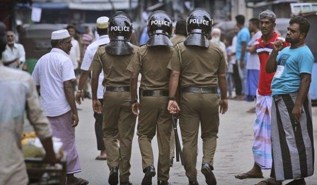 Εφτά συλλήψεις μετά από ανταλλαγή πυροβολισμών για τις βόμβες στη Σρι Λάνκα