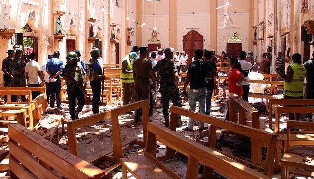 Σε κατάσταση έκτακτης ανάγκης η Σρι Λάνκα μετά το μακελειό με τους 290 νεκρούς