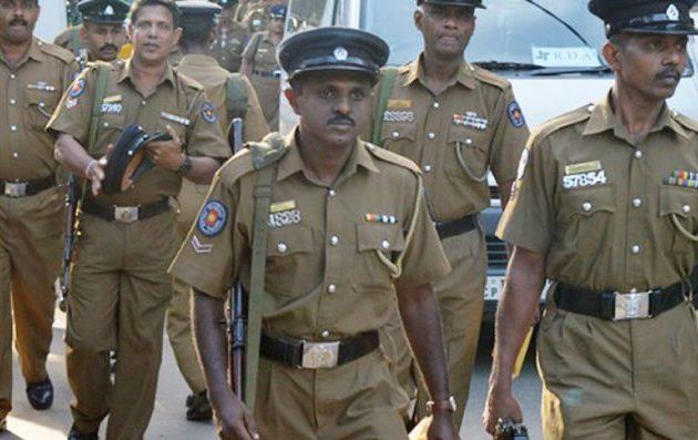 Οι Αρχές στη Σρι Λάνκα καταζητούν 140 μέλη της οργάνωσης Ισλαμικό Κράτος