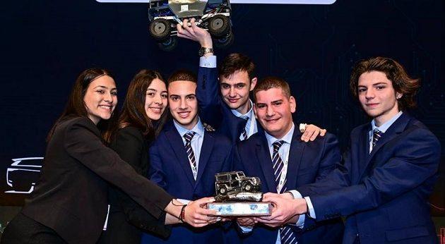 Ελληνικό σχολείο πήρε την πρώτη θέση σε παγκόσμιο διαγωνισμό