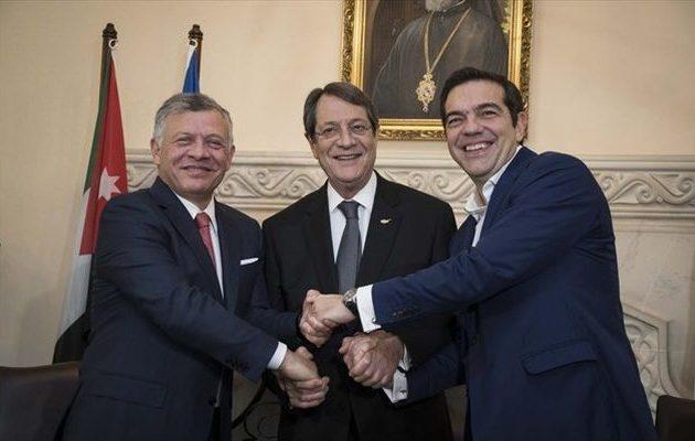 Τριμερής Ελλάδας, Κύπρου, Ιορδανίας στο Αμμάν – Τι θα συζητηθεί – Τι θα υπογραφεί