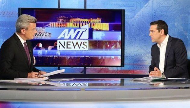 Στο «κόκκινο» η τηλεθέαση του Τσίπρα – Τον είδαν 1,2 εκ. τηλεθεατές