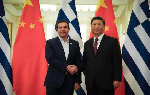 Έλληνας διπλωμάτης στο Politico: Δίχως δυτικές επενδύσεις στην Ελλάδα δεν μπορούμε να απορρίψουμε την Κίνα
