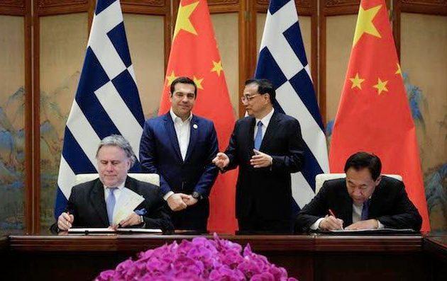 Υπεγράφη νέο τριετές Πλαίσιο Συνεργασίας μεταξύ Ελλάδας και Κίνας