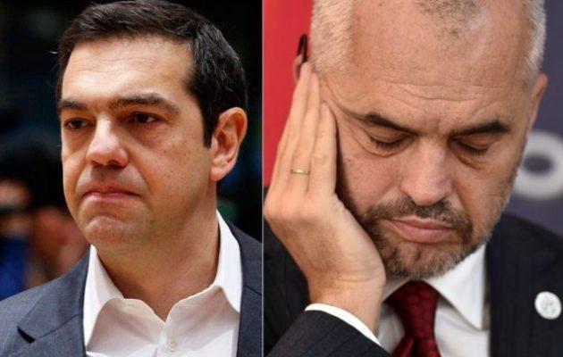 Αλβανία: Ο Τσίπρας «απείλησε» την Αλβανία – Τι έγραψαν αλβανικά ΜΜΕ