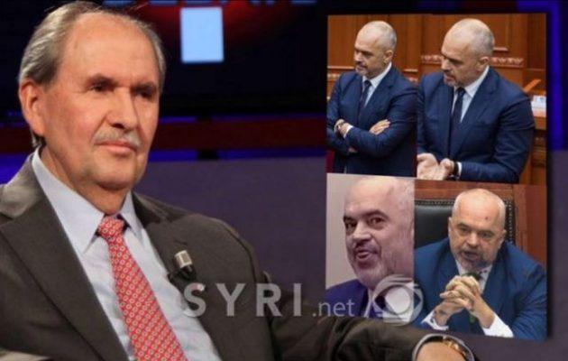 Αλβανία: Οι Αμερικανοί «αδειάζουν» και «τελειώνουν» τον Έντι Ράμα