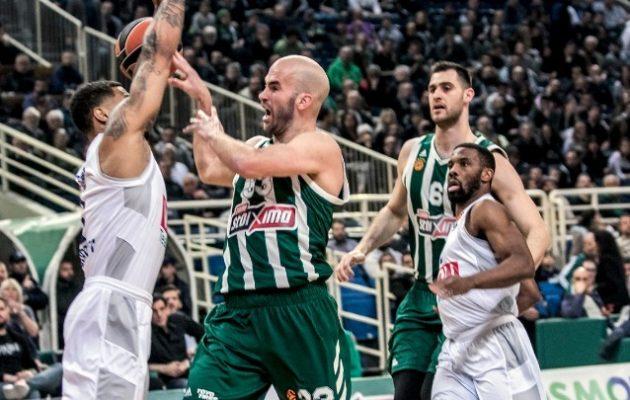 Euroleague: Ο Παναθηναϊκός νίκησε 87-67 τη Μπουντούτσνοστ και παίζει με Ρεάλ στα πλέι οφ