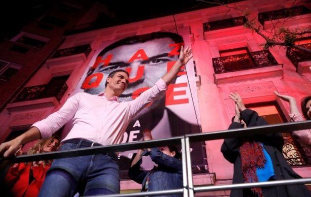 Πέδρο Σάντσεθ: Νικήσαμε την αντίδραση και την εξαπάτηση – Τα σενάρια για σχηματισμό κυβέρνησης
