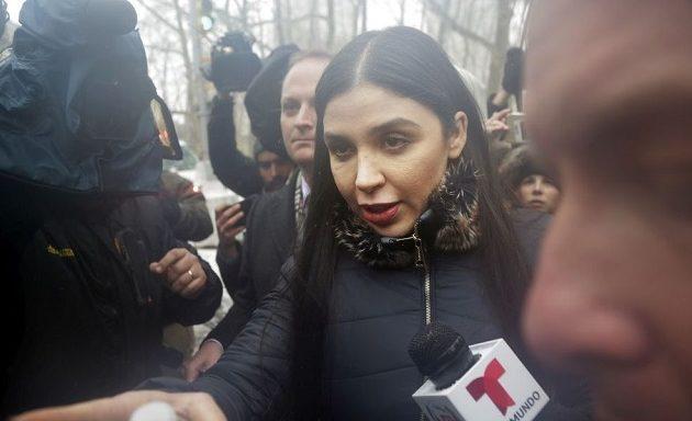 Η γυναίκα του Ελ Τσάπο λανσάρει δικά της ρούχα – «Θέλω να προβάλω το στυλ του συζύγου μου»