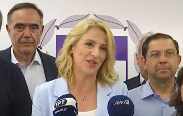 Ρένα Δούρου: «Η μεγάλη μάχη είναι πλέον μπροστά, την επόμενη Κυριακή»