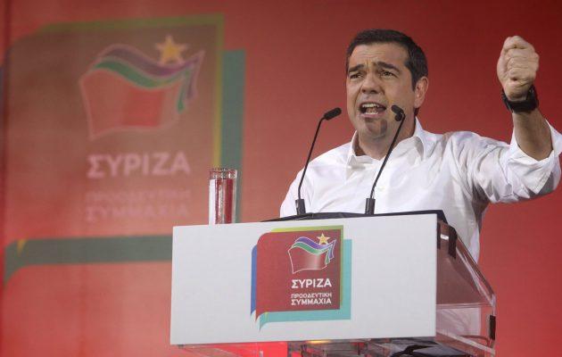 The Guardian: Ο Τσίπρας έχει κλείσει την διαφορά με τη ΝΔ – Μάχη σώμα με σώμα στις κάλπες