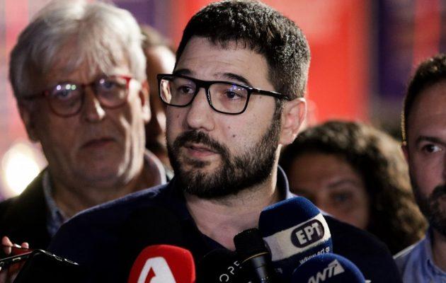 Νάσος Ηλιόπουλος: «Θα κάνουμε την ανατροπή στον δεύτερο γύρο των εκλογών» (βίντεο)
