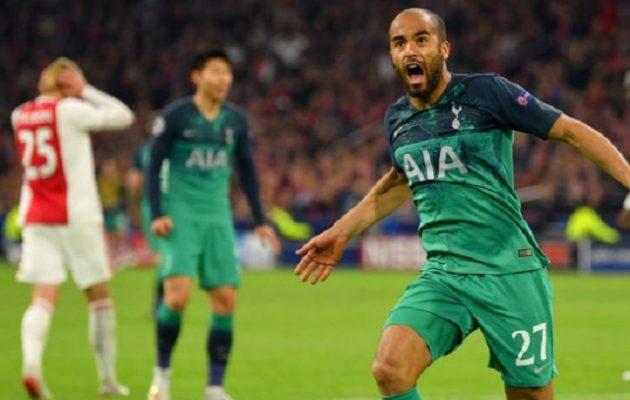 Αγγλικός τελικός στο Champions League: Η Τότεναμ πέταξε έξω τον Άγιαξ