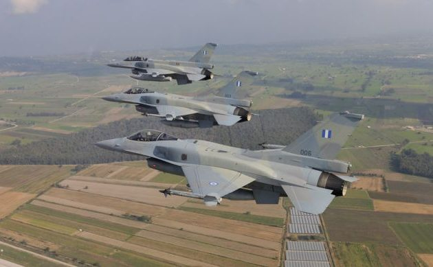 Βόρεια Μακεδονία: «Τα ελληνικά F-16 διασφαλίζουν την ακεραιότητα του εναέριου χώρου μας»