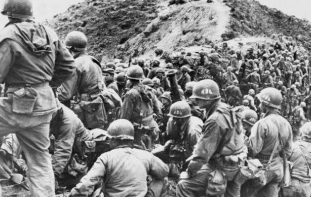Οι ΗΠΑ σταματούν τον επαναπατρισμό των λειψάνων Αμερικανών στρατιωτών που έπεσαν στη Βόρεια Κορέα