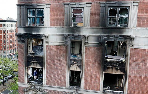 Τραγωδία στις ΗΠΑ: Παιδιά και ενήλικες κάηκαν ζωντανοί μέσα στο σπίτι τους