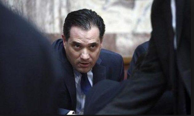 Ο ΣΥΡΙΖΑ κατηγορεί τον Άδωνι για «απαξίωση της ανθρώπινης ζωής»
