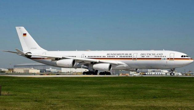 Θέλουν να ξεκάνουν τους Γερμανούς; Για τρίτη φορά βλάβη σε κυβερνητικό αεροσκάφος