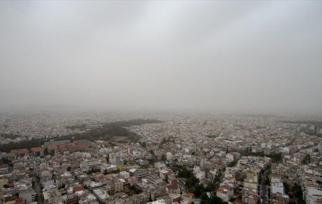 Καιρός: «Σκονισμένη» Δευτέρα – Που θα βρέξει