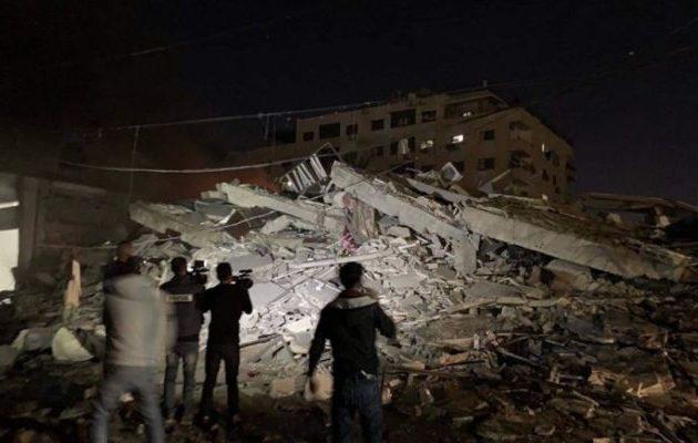Το Ισραήλ βομβάρδισε τους Τούρκους – Την ώρα που ο Ερντογάν προκαλεί με γεωτρύπανο στην κυπριακή ΑΟΖ