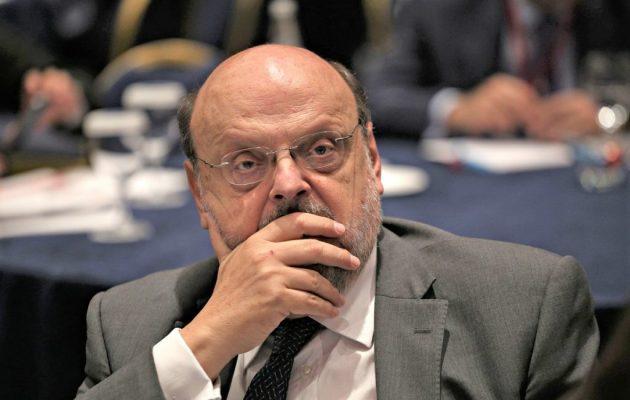 Αυτή είναι η πρόβλεψη Αντώναρου για τη διαφορά ΝΔ-ΣΥΡΙΖΑ στις ευρωεκλογές