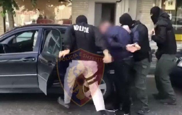 Στην Αλβανία εξαρθρώθηκε καρτέλ ναρκωτικών – Συνελήφθη εισαγγελέας