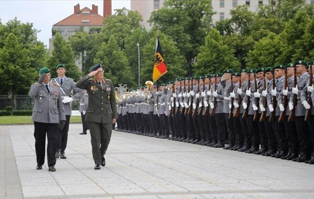 Διήμερη επίσκεψη στη Γερμανία πραγματοποίησε o Αρχηγός ΓΕΣ