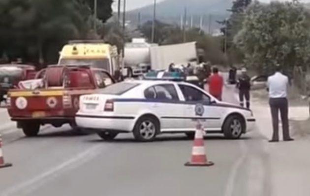 Ποινική δίωξη σε οδηγό που φέρεται να εμπλέκεται στο τροχαίο με το βυτιοφόρο