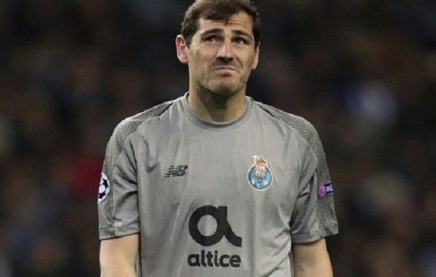 Τέλος το ποδόσφαιρο για τον Ίκερ Κασίγιας – Ανακοινώθηκε η αποχώρησή του από τα γήπεδα