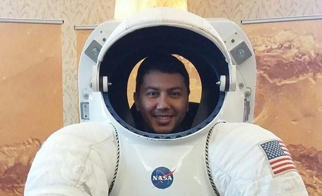 Οι Τούρκοι αποφυλάκισαν τον Αμερικανό ερευνητή της NASA Σερκάν Γκελγκέ