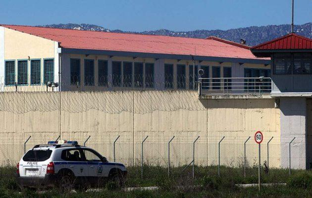 Φυλακές Τρικάλων: Νεκρός Αλβανός κρατούμενος – Τον έσφαξαν δυο Ρώσοι