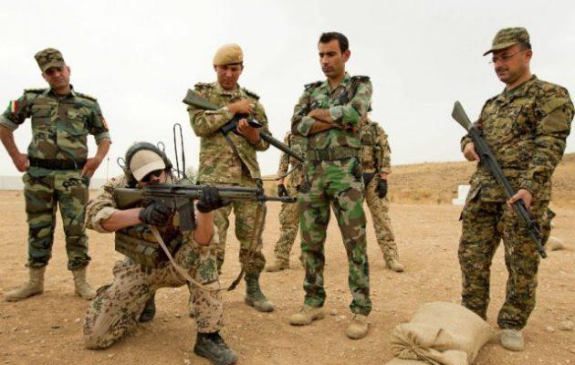 Οι Γερμανοί στρατιωτικοί σύμβουλοι αποσύρονται «τρέχοντας» από το Ιράκ – Τι φοβούνται