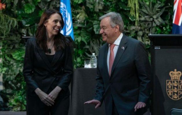 Ο Γκουτέρες ανησυχεί γιατί έχει εξασθενήσει η πολιτική βούληση αντιμετώπισης της Κλιματικής Αλλαγής