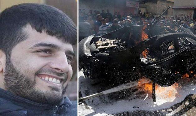 Το Ισραήλ τίναξε στον αέρα διοικητή της φιλότουρκης Χαμάς στη Γάζα