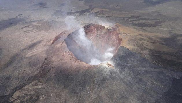 Αμερικανός στρατιώτης έπεσε στον κρατήρα ενεργού ηφαιστείου και επέζησε