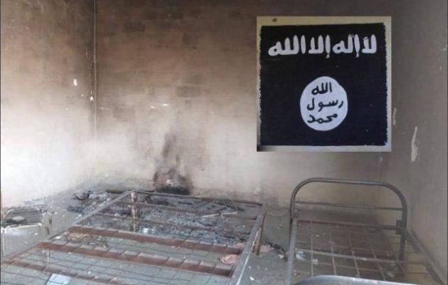 Το Ισλαμικό Κράτος πυρπόλησε χωριό δυτικά της Μοσούλης