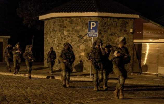 Γέμισε η ελεύθερη Κύπρος κομάντος από το Ισραήλ – Σε εξέλιξη μεγάλη άσκηση