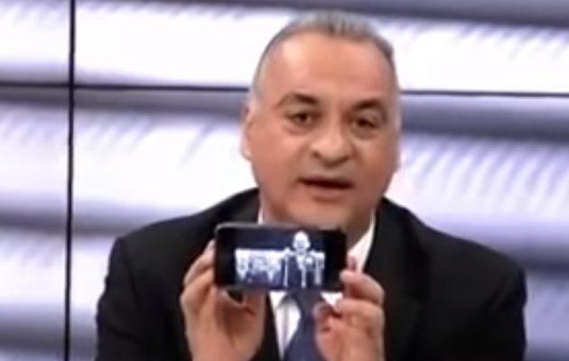 Αυτοεξευτελισμός Κεφαλογιάννη με fake φωτογραφία «του πατέρα του Τσίπρα»