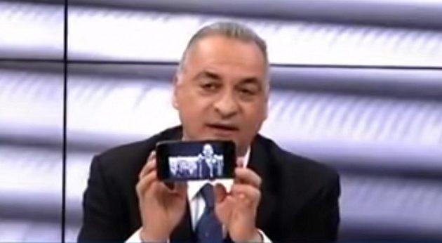 Ο Κεφαλογιάννης παραδέχτηκε τη γκάφα του με τη fake φωτογραφία του πατέρα Τσίπρα