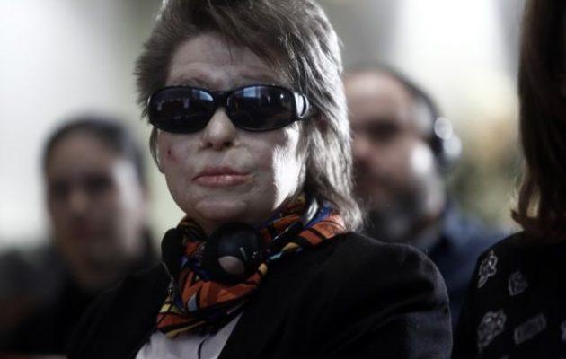 Η Κωνσταντίνα Κούνεβα ορκίστηκε Ελληνίδα πολίτης